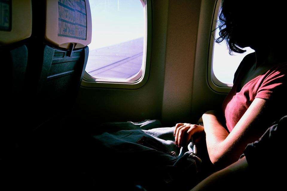 racconto sesso in aereo