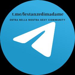 telegram le stanze di madame