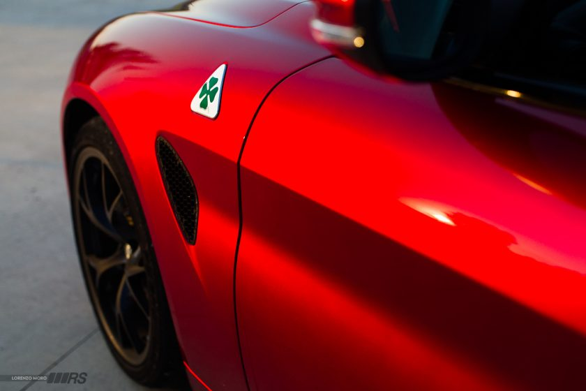 Racconto Erotico Automobile Sportiva Giulia Quadrifoglio